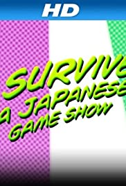 I Survived a Japanese Game Show Poster