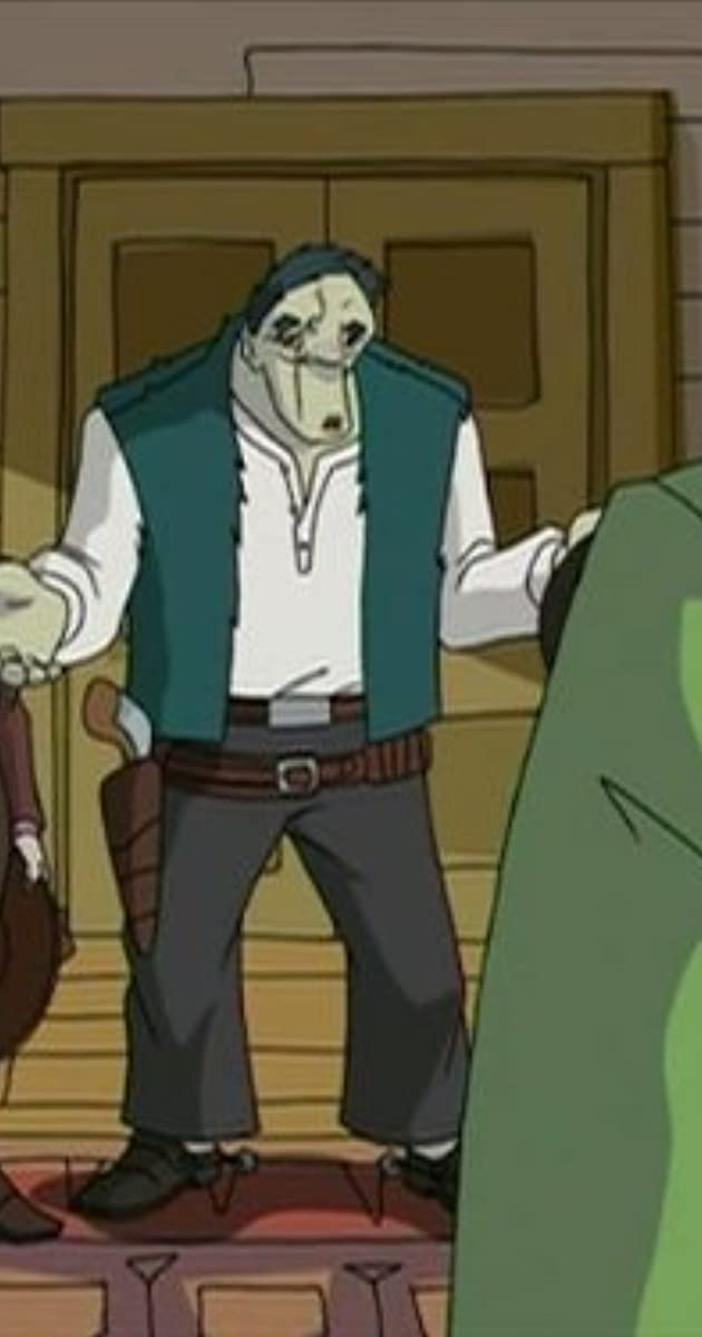 """""""Jackie Chan Adventures"""" Showdown in the Old West (TV ..."""