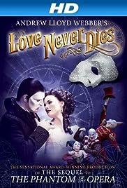 Love Never Dies Poster