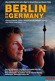 Berlin Is in Germany Poster