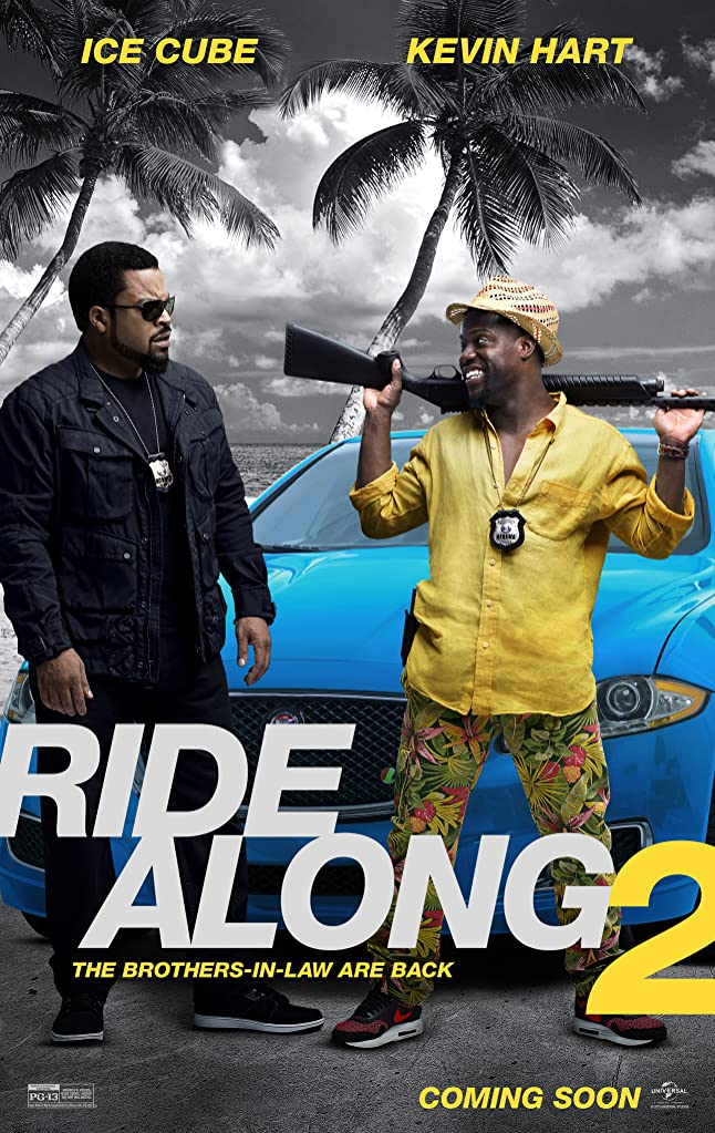 Universal Pictures' Ride Along 2 - Trailer #2 1