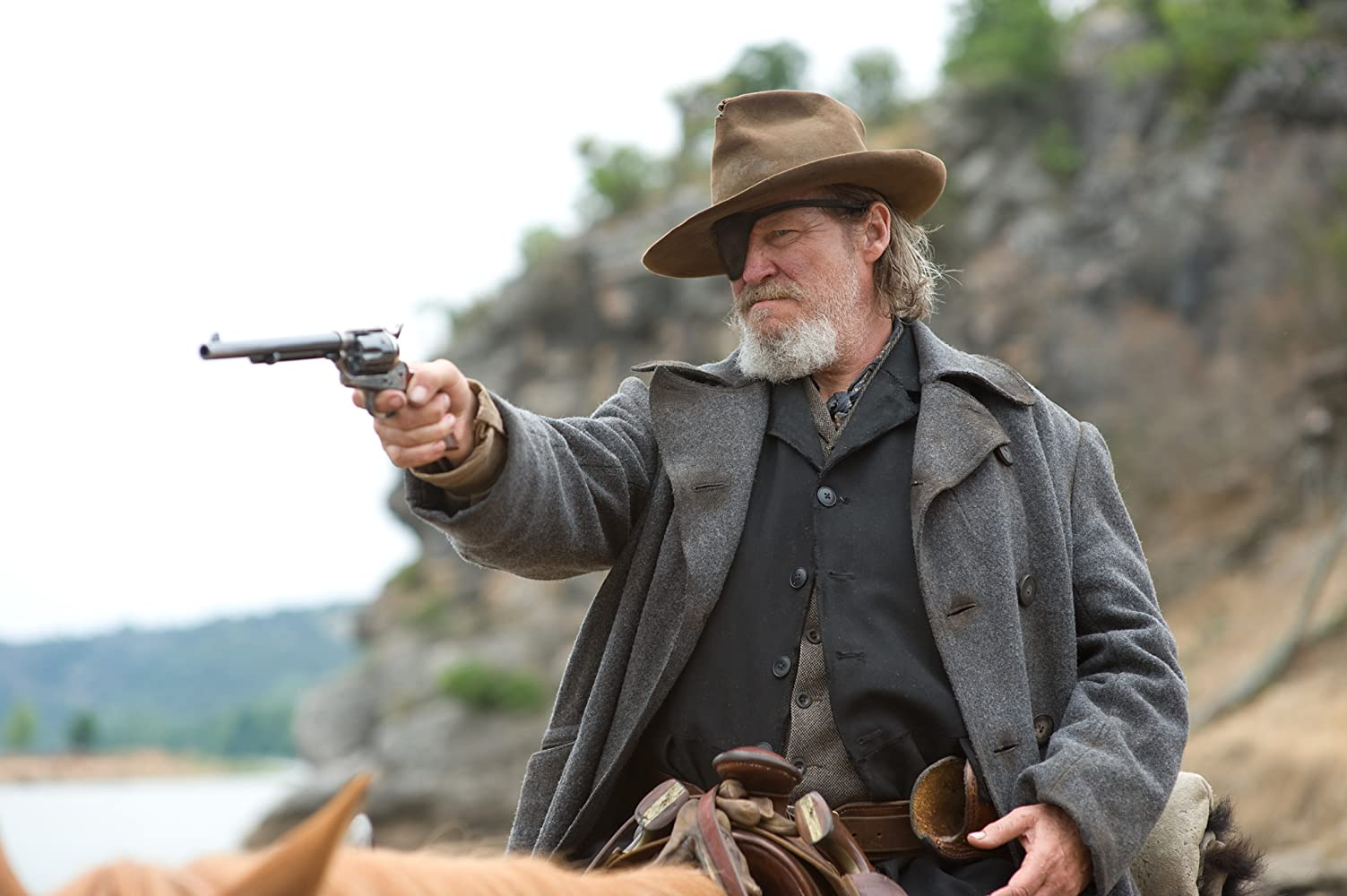 Jeff Bridges in True Grit (2010)