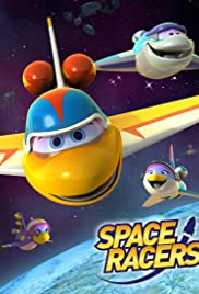 Space Racers Poster