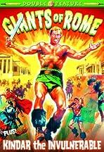 I giganti di Roma