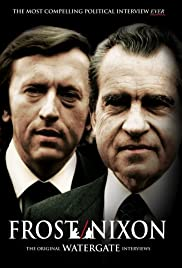 David Frost Interviews Richard Nixon(1977) Poster - Movie Forum, Cast, Reviews
