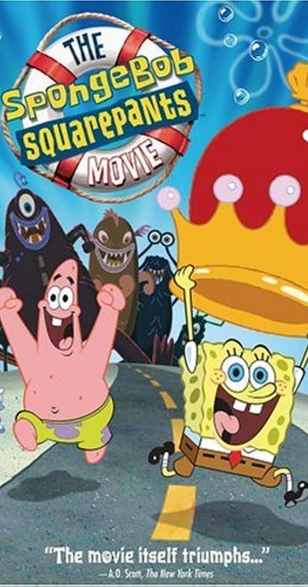 The SpongeBob SquarePants Movie (2004) - IMDb