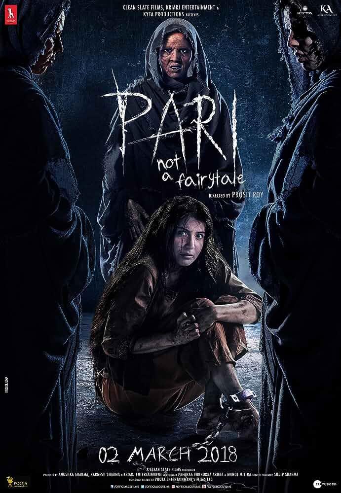 Pari (2018) 480P