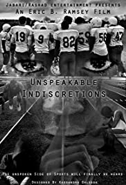 Unspeakable Indiscretions Poster
