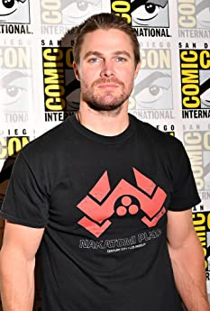 Stephen Amell at an event for Arrow (2012)