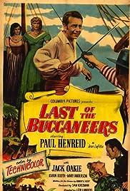 Last of the Buccaneers Poster