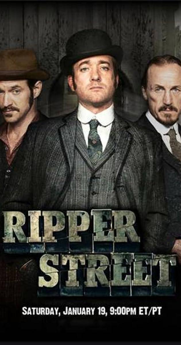 ripper street imdb