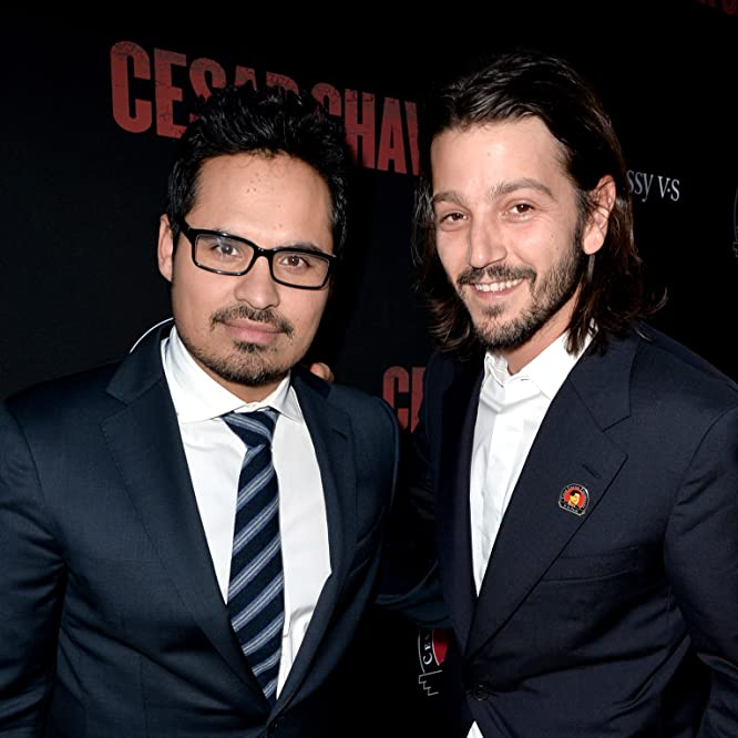 Diego Luna and Michael Peña