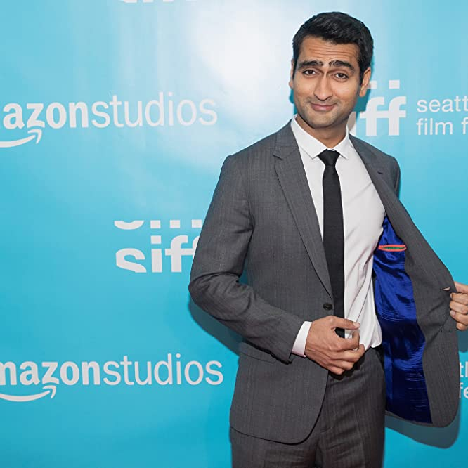 Kumail Nanjiani at an event for The Big Sick (2017)