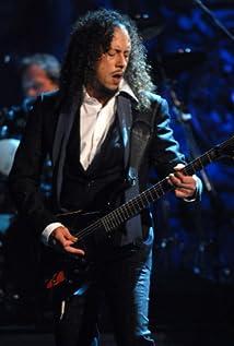 Kirk Hammett Picture