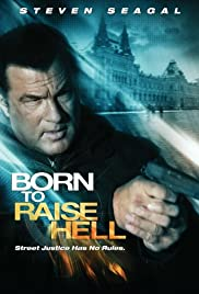 Born to Raise Hell Poster