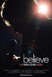Believe: The Eddie Izzard Story Poster