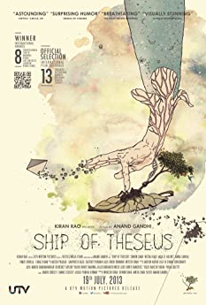 Ship of Theseus (2012)