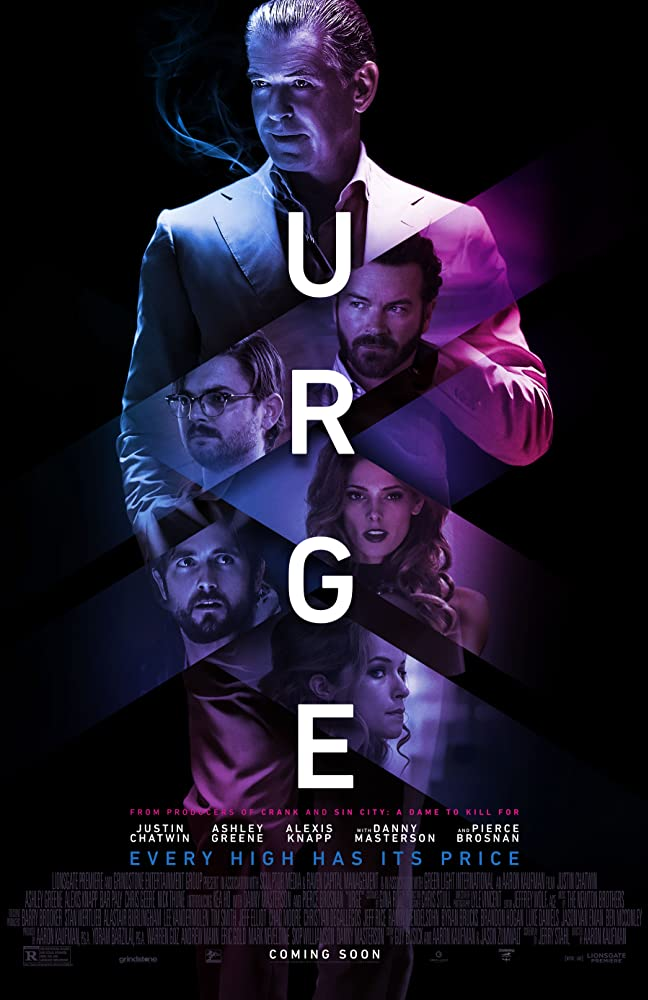 Urge 2016 Full Movie 720p WEBRip x264 700MB Download