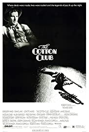 The Cotton Club Poster