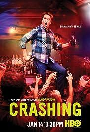 Crashing Poster - TV Show Forum, Cast, Reviews