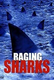 Raging Sharks Poster