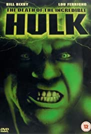 The Death of the Incredible Hulk Poster