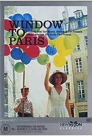 Window to Paris Poster
