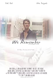 We Remember Poster
