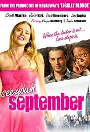 See You in September (2010) Poster - Movie Forum, Cast, Reviews