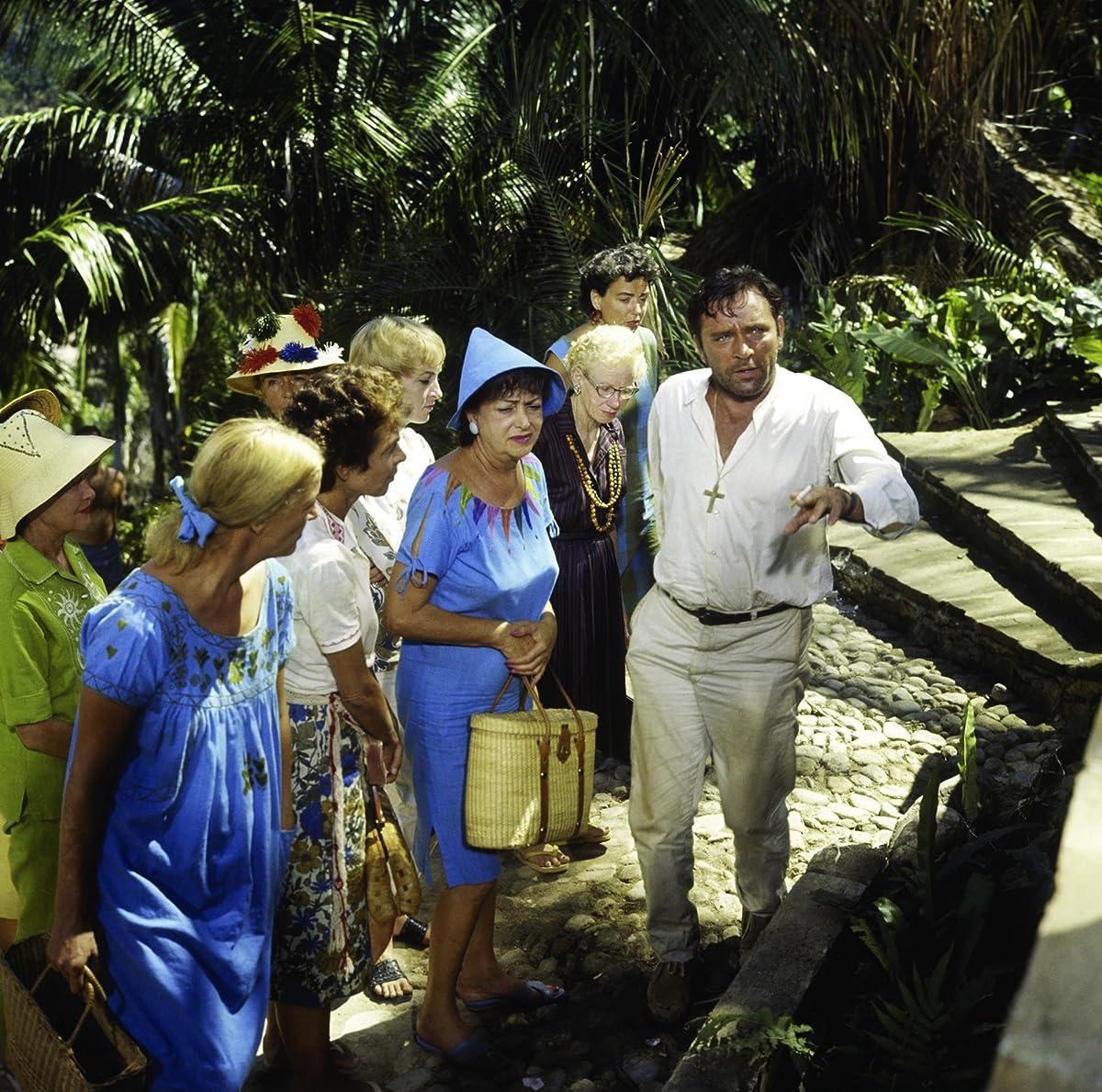 The Night Of Iguana 1964
