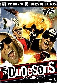 The Dudesons Poster - TV Show Forum, Cast, Reviews