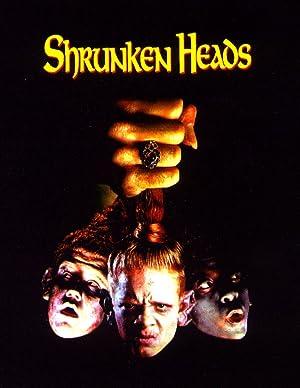 Shrunken Heads Poster