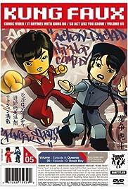 Kung Faux Poster - TV Show Forum, Cast, Reviews