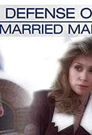 In Defense of a Married Man Poster