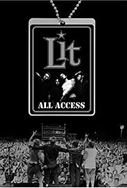 Lit: All Access Poster