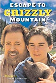 Escape to Grizzly Mountain Poster