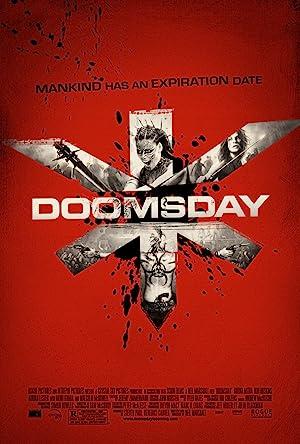 Doomsday movie poster