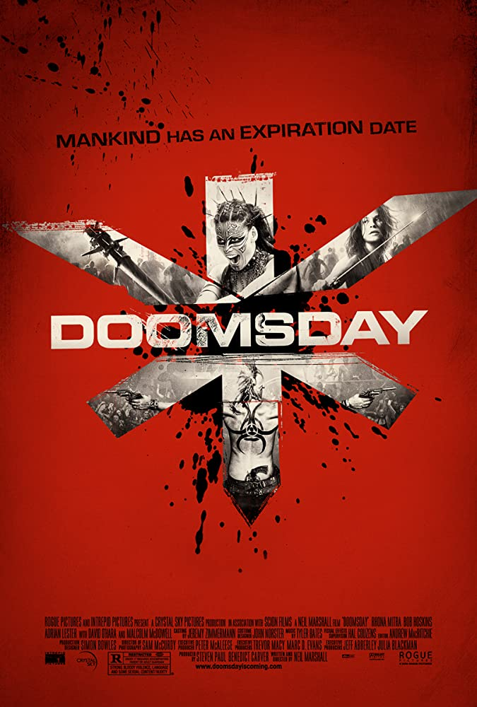 Doomsday (2008) Dual Audio UNRATED 720p BluRay
