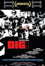 Dig! Poster