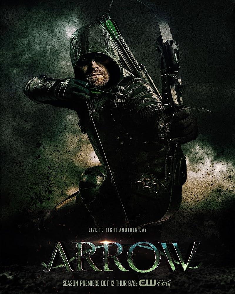 Arrow S08E02 300MB WEB-DL 720p ESubs