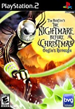 The Nightmare Before Christmas: Oogie's Revenge