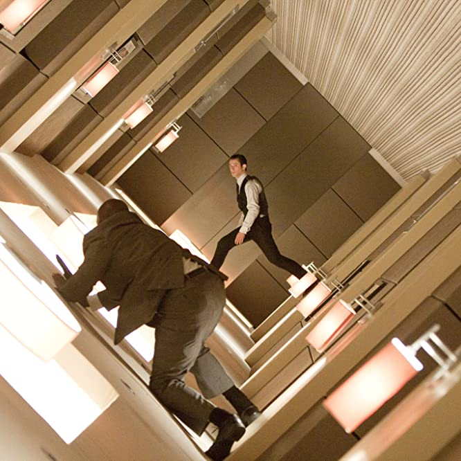 Joseph Gordon-Levitt in Inception (2010)