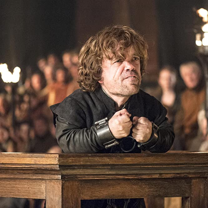 Peter Dinklage in Game of Thrones (2011)
