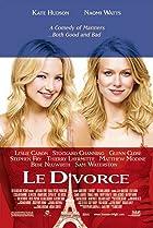 Le divorce (2003) Poster