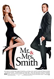 Mr. & Mrs. Smith Poster