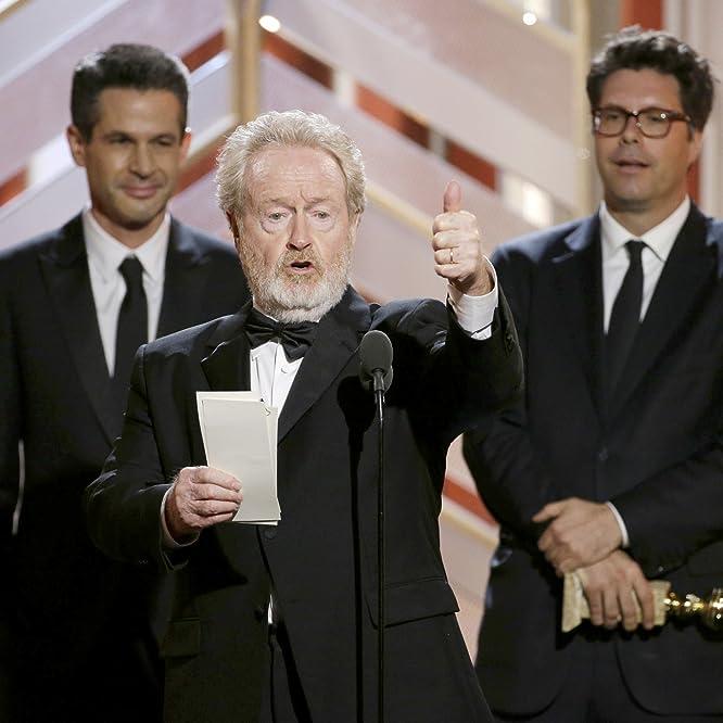2016 Golden Globes: Show Photos
