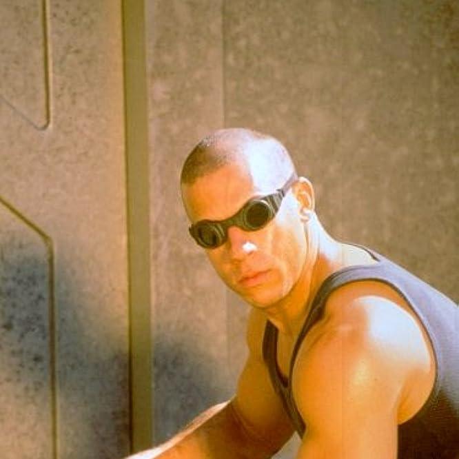 Vin Diesel stars as Riddick