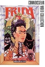 Frida Still Life Poster