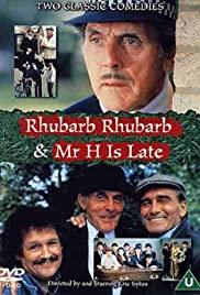 Mr. H Is Late Poster