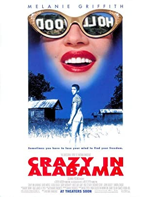 Crazy in Alabama poster